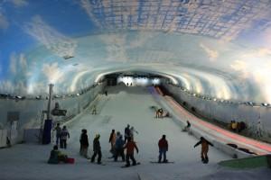 Area ski
