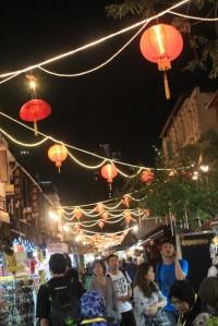 Suasana China Town